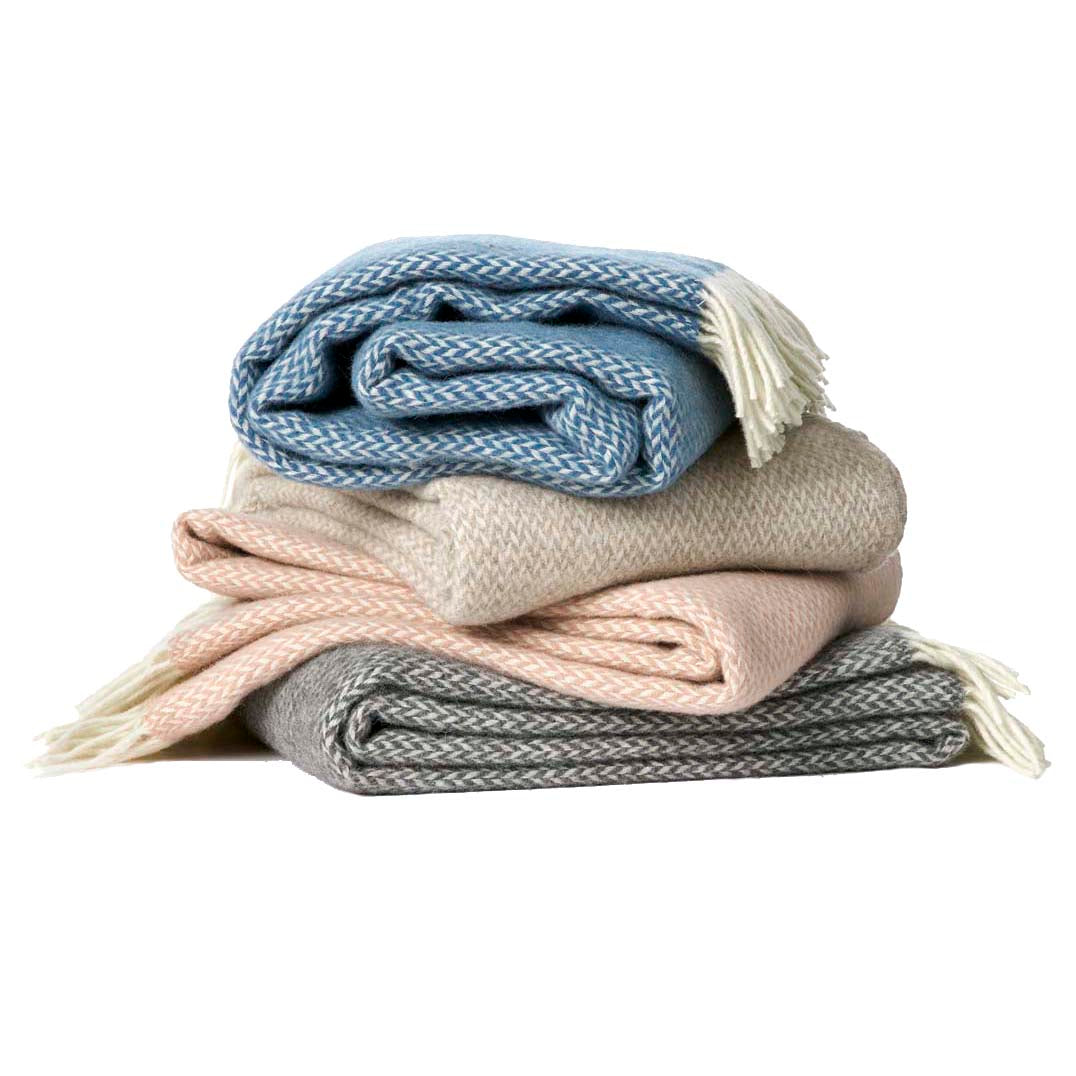 Klippan Pulse Premium wool throw / blanket