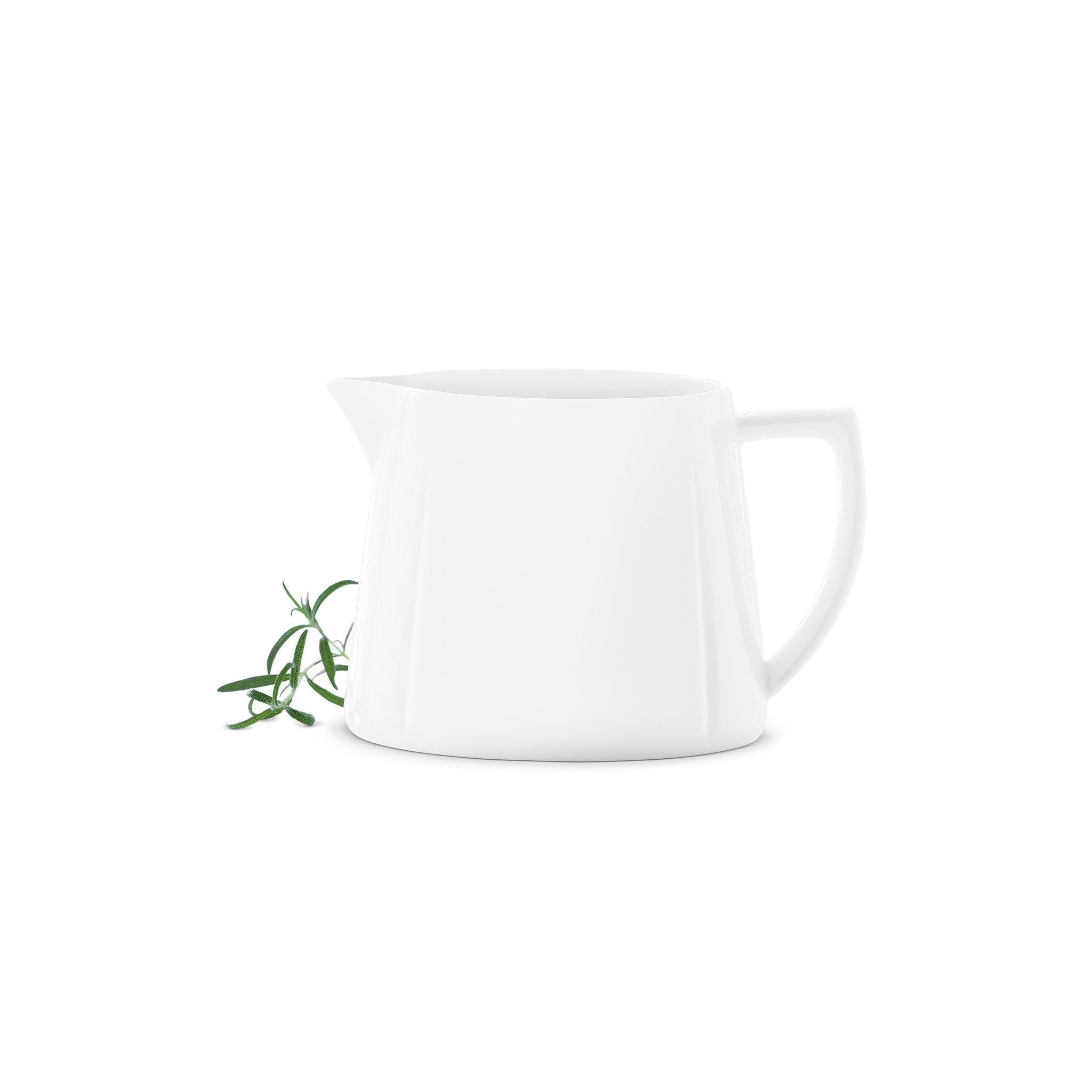 Grand Cru Sauce Boat - white