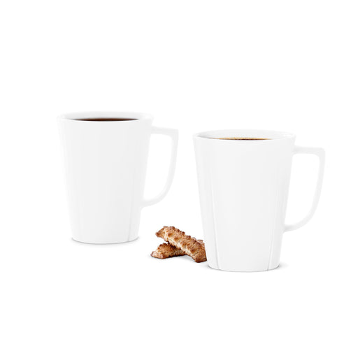 Grand Cru Mug set of 2 - white