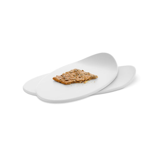 Grand Cru Buttering Board, 2 Pcs. - White