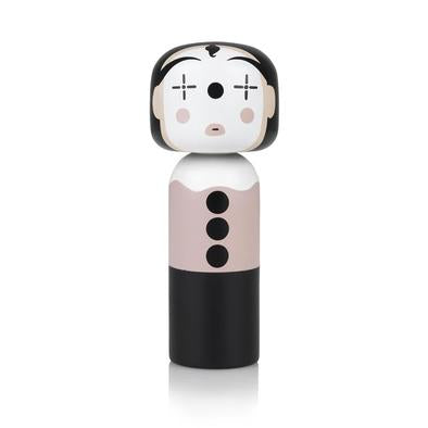 Kokeshi Doll by Sketch.Inc for Lucie Kaas Clown