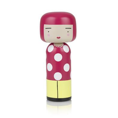 Kokeshi Doll by Sketch.Inc for Lucie Kaas Dot