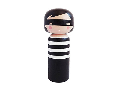 Kokeshi Doll by Sketch.Inc for Lucie Kaas Thief