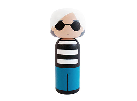 Kokeshi Doll by Sketch.Inc for Lucie Kaas Andy