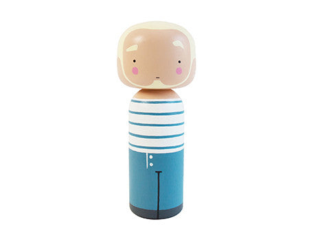 Kokeshi Doll by Sketch.Inc for Lucie Kaas Jean Paul