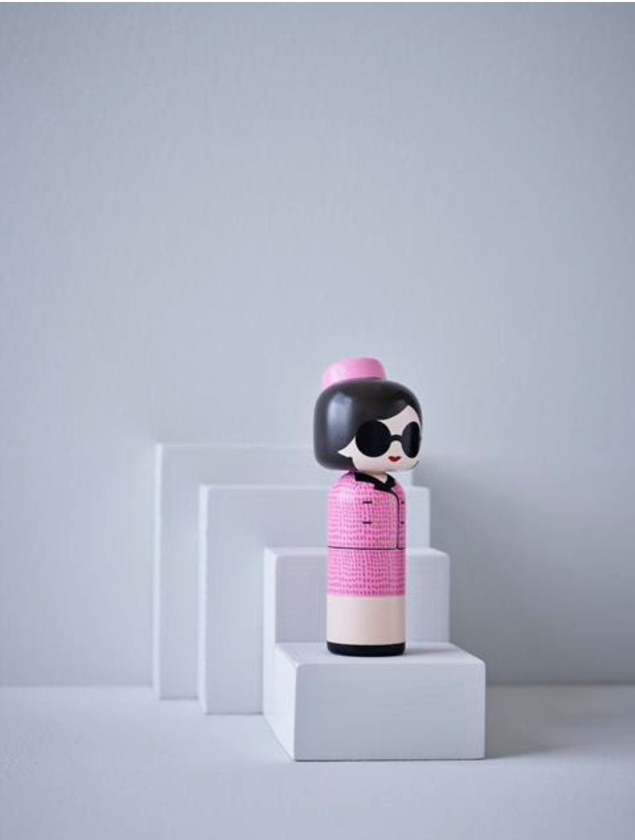 Kokeshi Doll by Sketch.Inc for Lucie Kaas Jackie