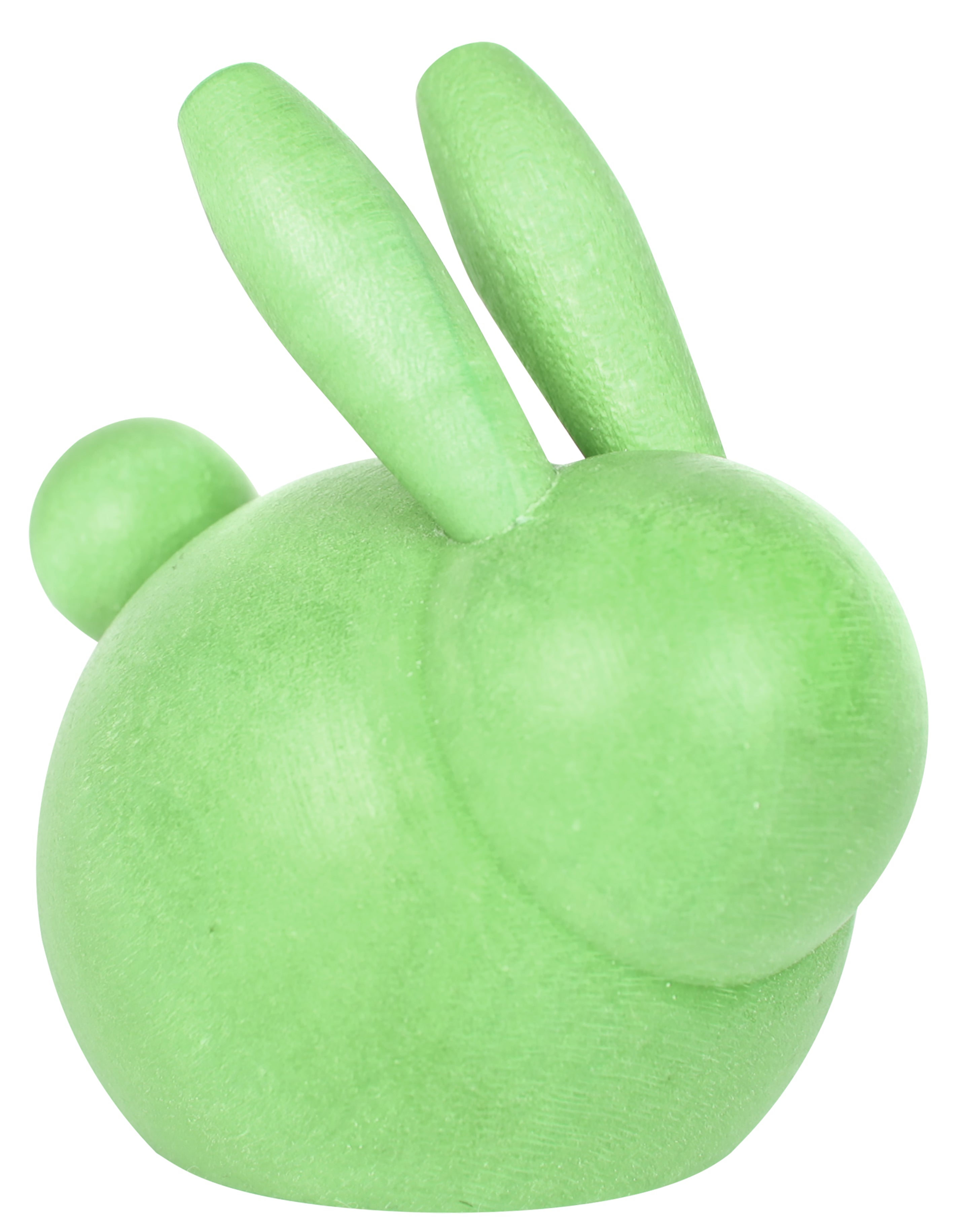 Aarikka 6cm PUPU DECORATION large rabbit