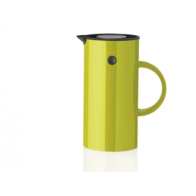 Stelton Erik Magnussen French press coffee lime green