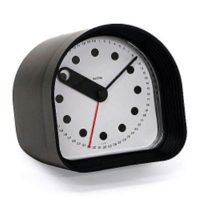 Optic clock black