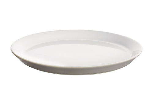 Alessi Tonale Dinner plate -light grey