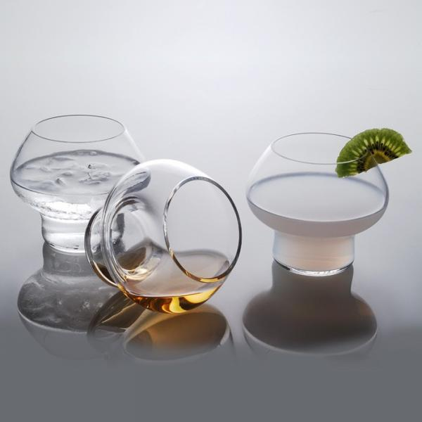 Jørn Utzon Spring Handmade Drinking Glasses by Architectmade