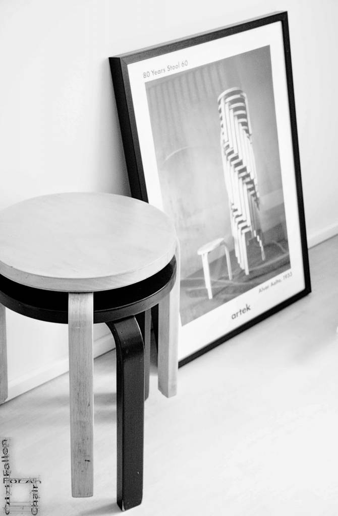 Astonishing Artek Alvar Aalto Stool 60 Natural Creativecarmelina Interior Chair Design Creativecarmelinacom