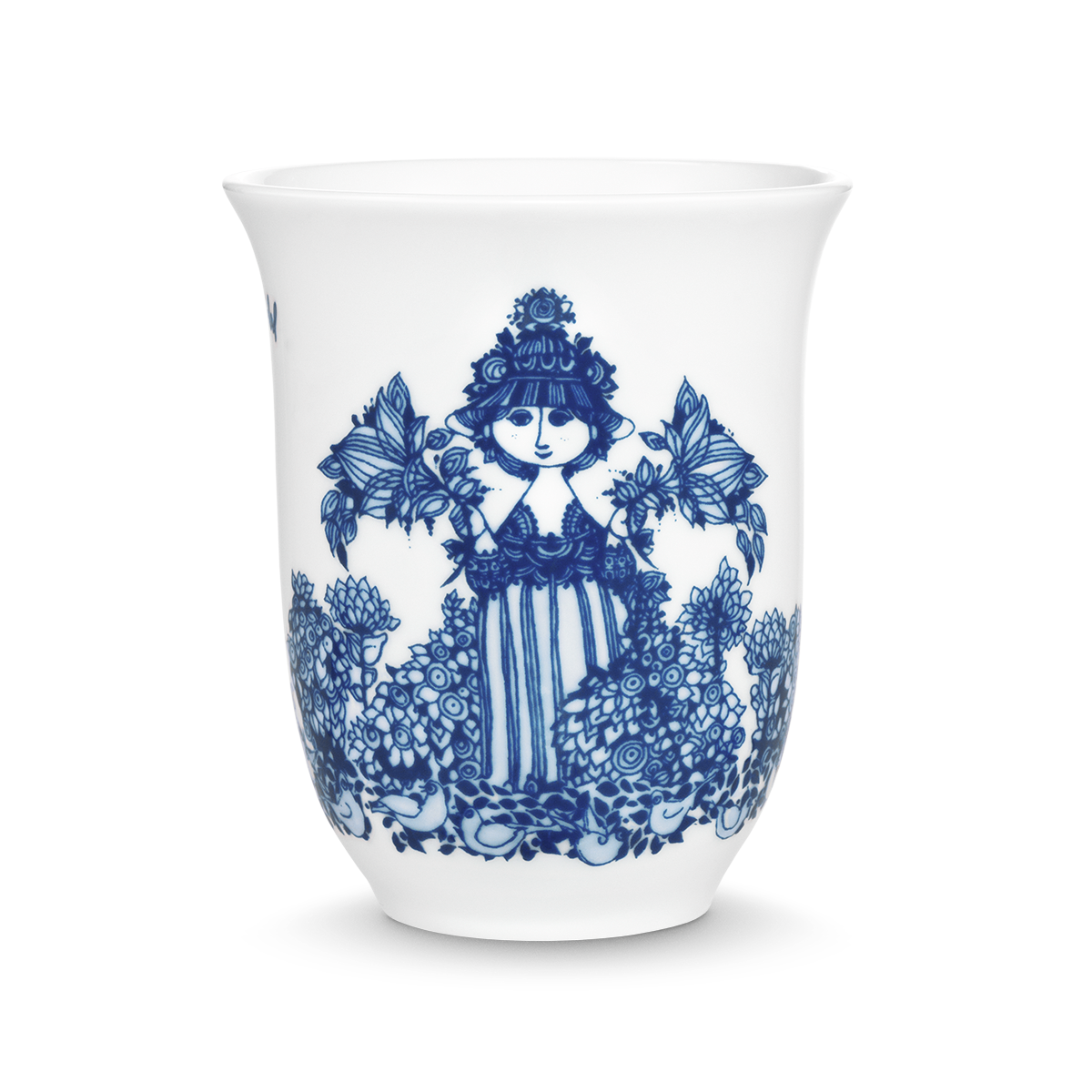Bjørn Wiinblad  Cecilia Thermo Cup  Blue, 31 cl