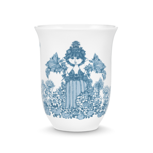 Bjørn Wiinblad  Cecilia Thermo Cup  Dusty Blue, 31 cl