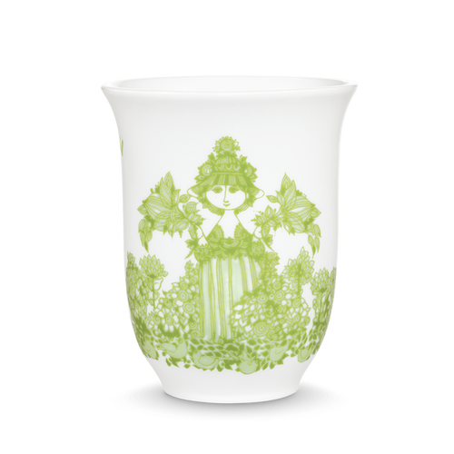 Bjørn Wiinblad  Cecilia Thermo Cup  Green, 31 cl