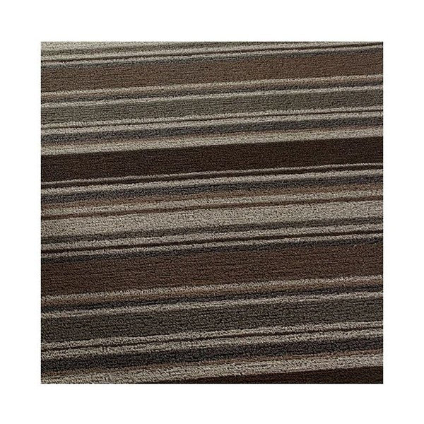 "*Chilewich Shag Mixed stripe Oak (utility 24""x36"")"
