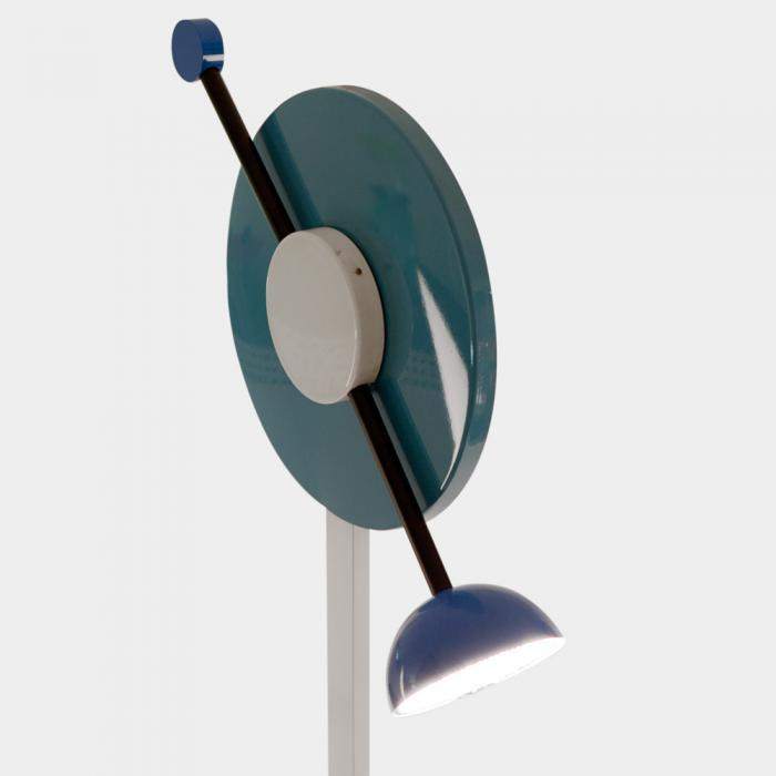 Memphis Milano Charleston Floor lamp by Martine Bedin