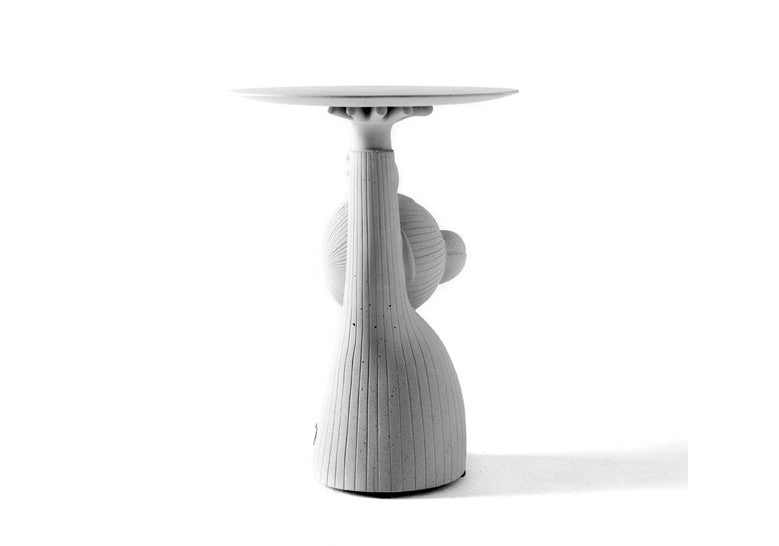 Jaime Hayon Monkey concrete side table