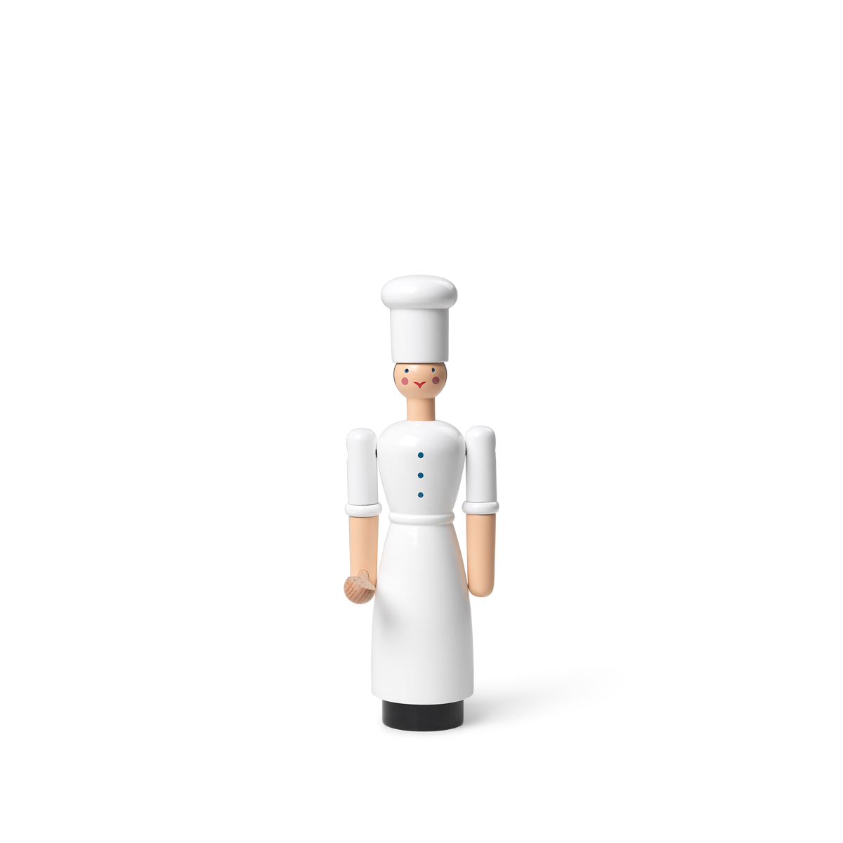 Chef Girl White