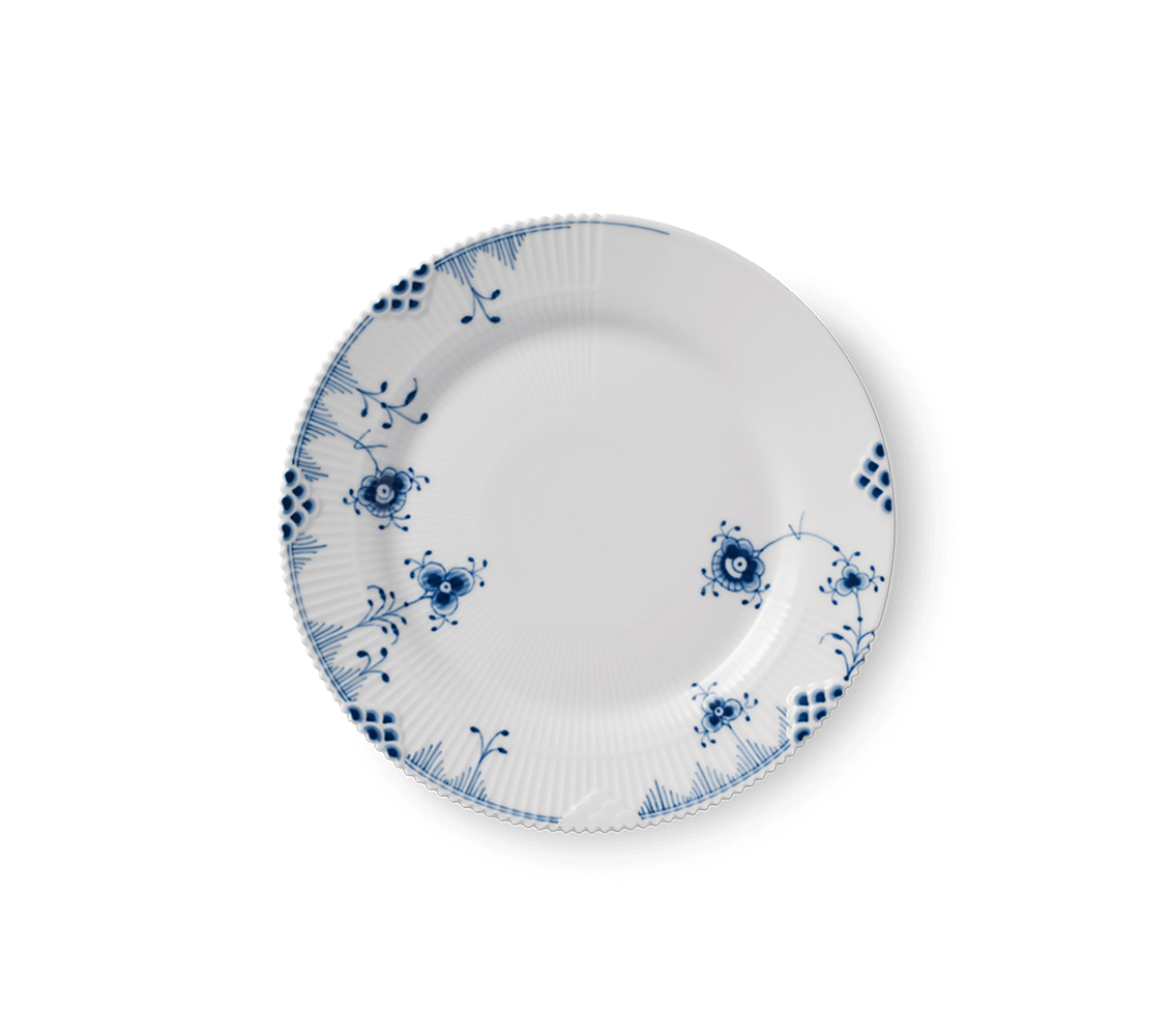 "Blue Elements Bread & Butter plate 7.5"" /  plate 19cm"