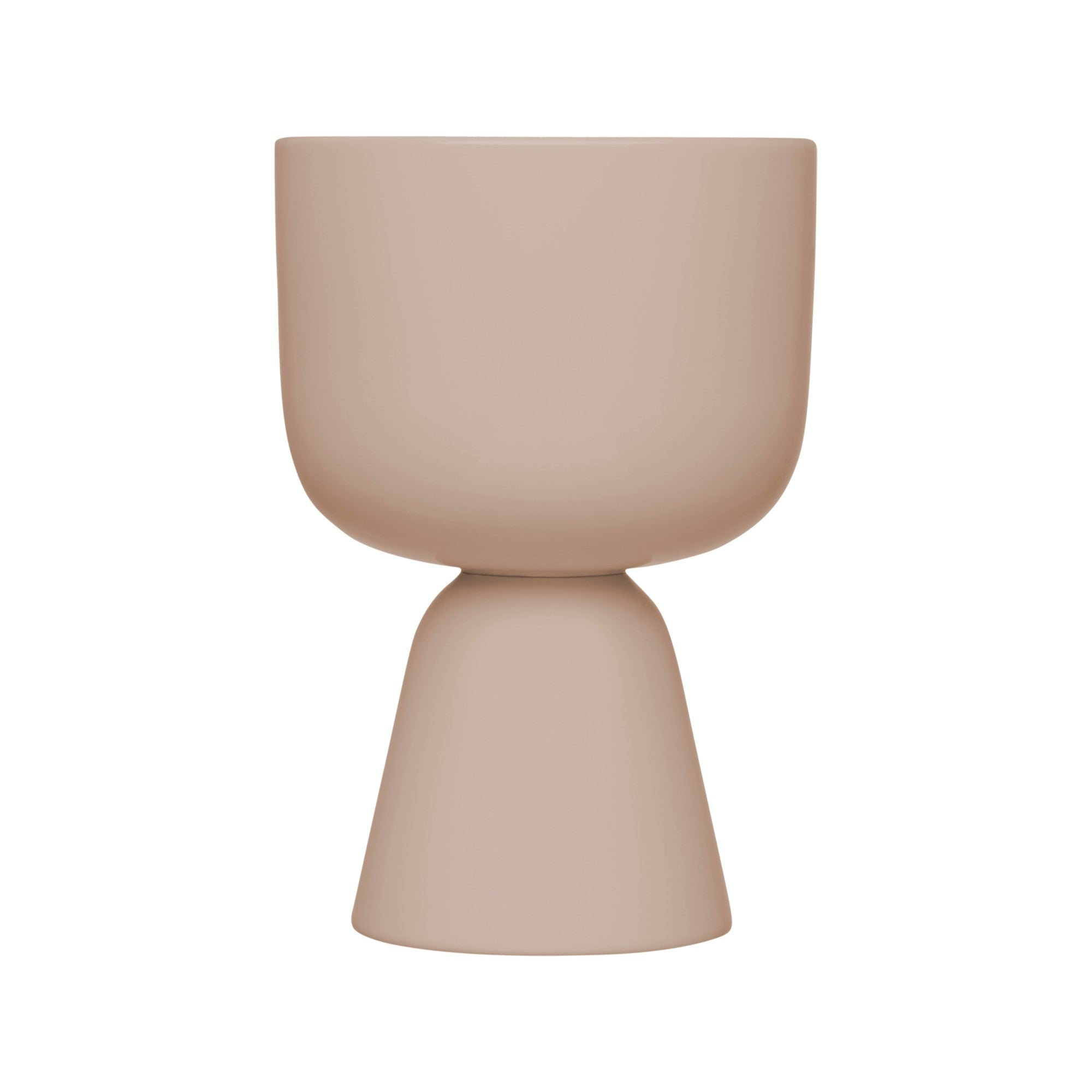 "Nappula plant pot 230 x 155 mm / 9 X 6"" Beige"
