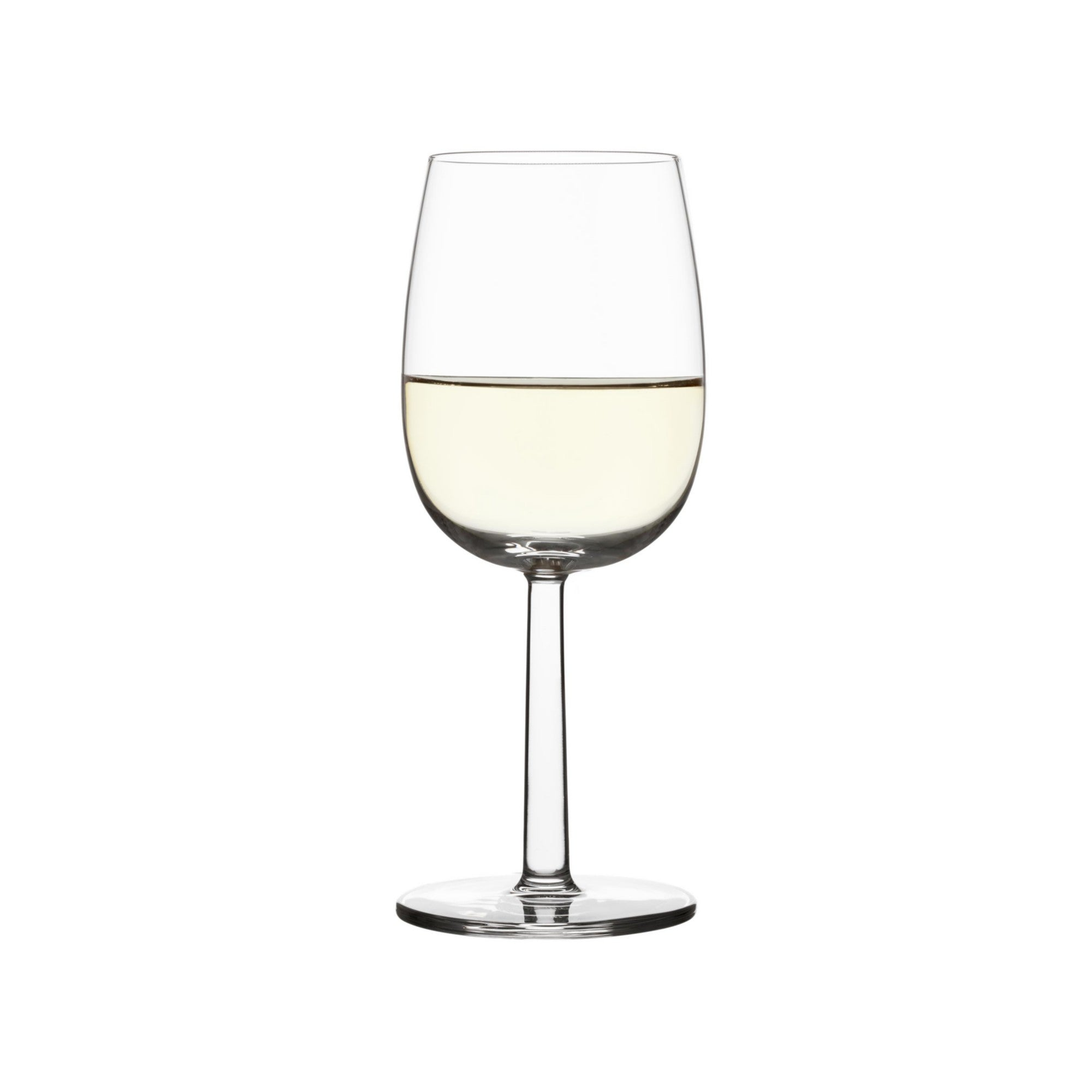 Raami White wine glass set
