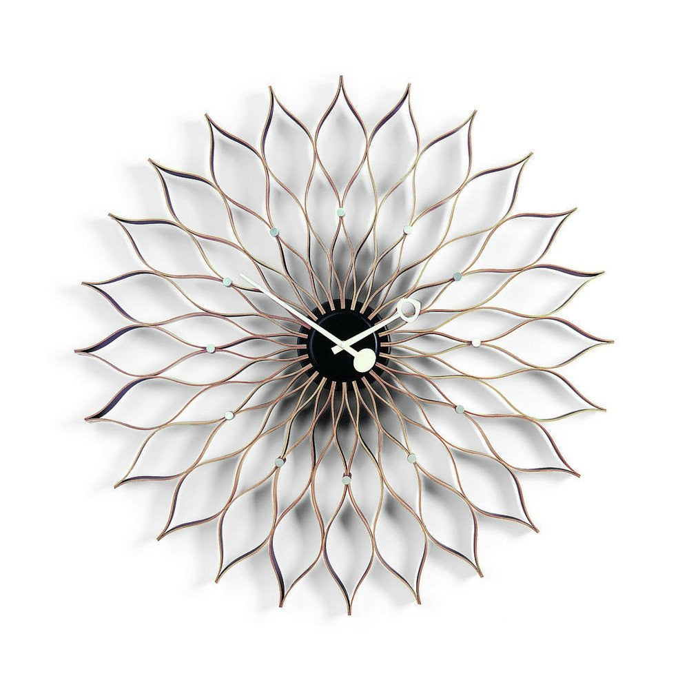 George Nelson Sunflower Clock for Vitra