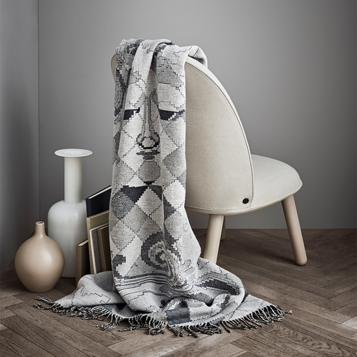Bjorn Wiinblad Blanket cotton