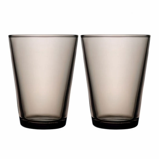 Kartio tumbler 40 cl boxed set of two 13.5oz large