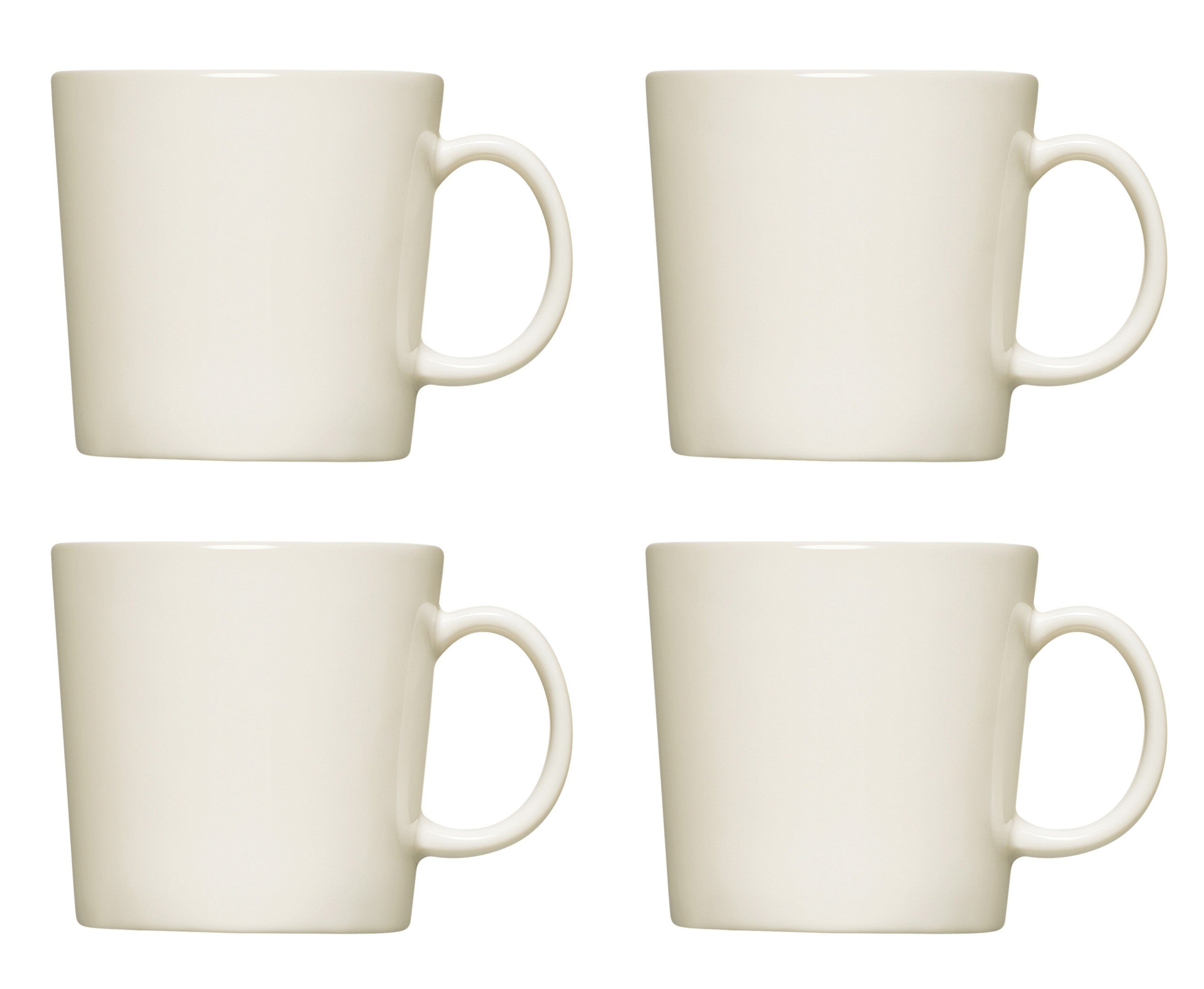 Teema Mug set 4 pcs 10oz / 0.3l