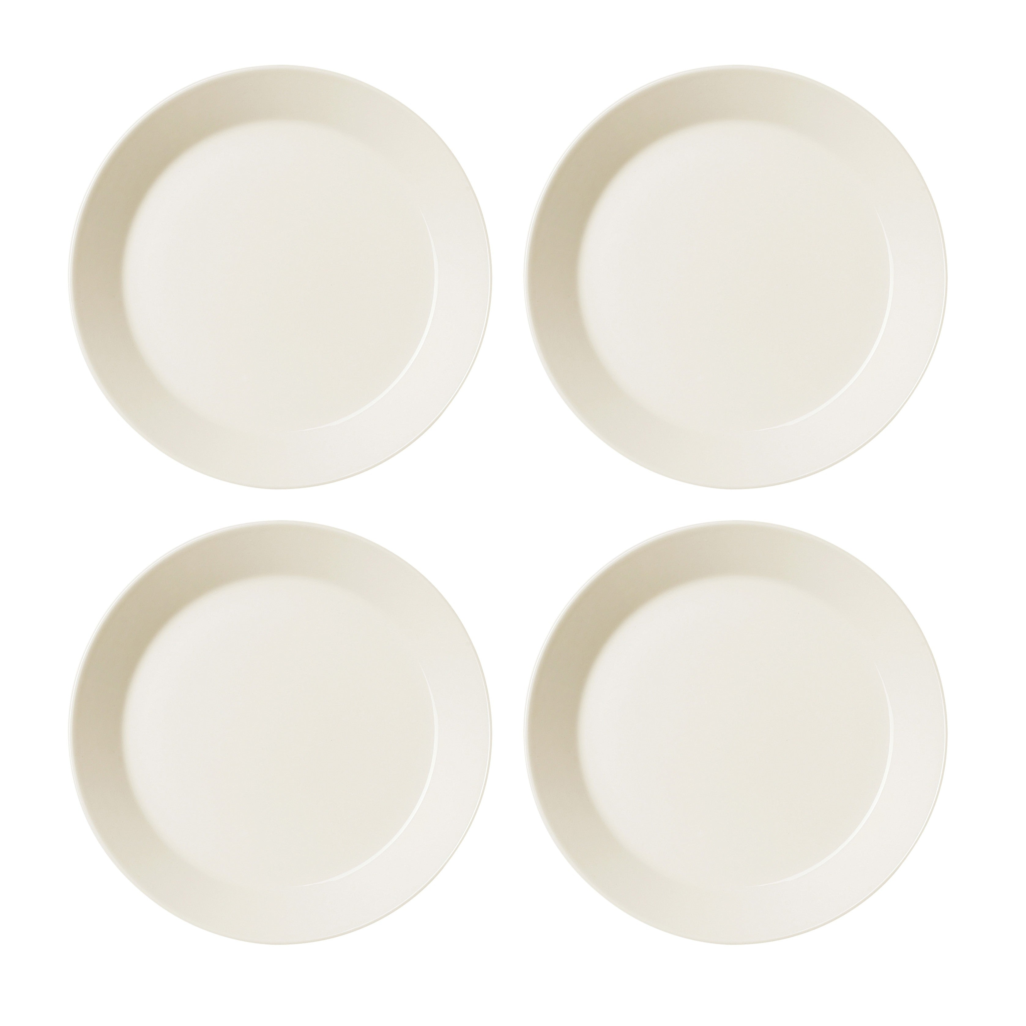 Teema Salad plate set 4 pcs