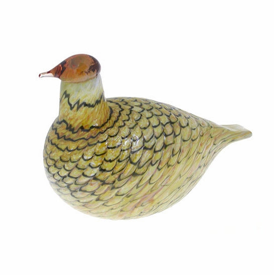 iittala bird by Toikka Summer grouse
