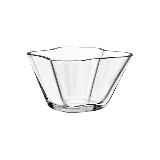 "AALTO BOWL 3"" CLEAR"