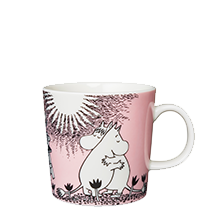 Moomin Arabia / iittala mug 300ml  / 10oz Love