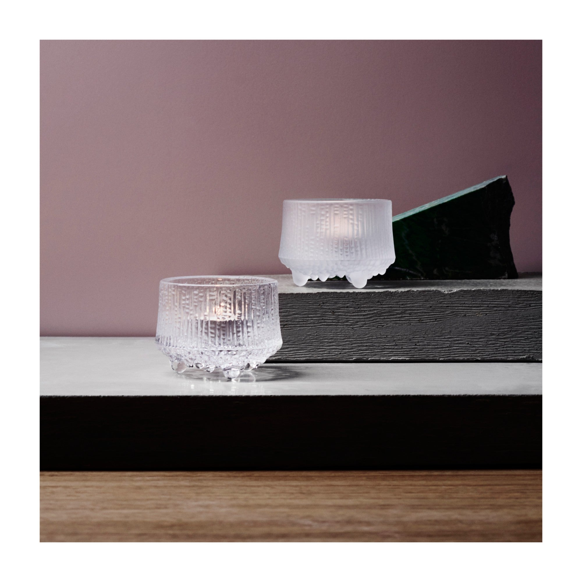 Ultima Thule tealight candleholder 65 mm / 3.3""