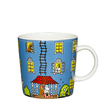 Moomin Arabia / iittala mug 300ml  / 10oz Moomin House