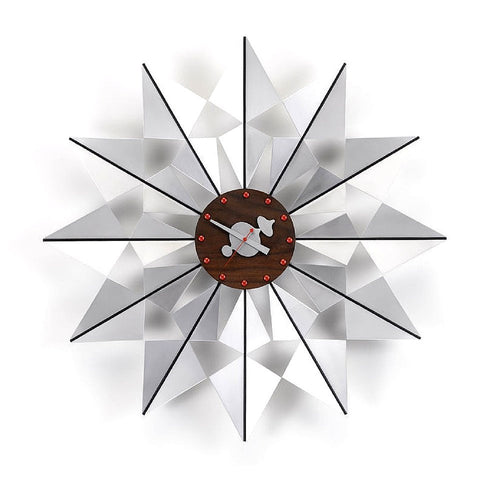 Flock of Butterflies clock by George Nelson for Vitra