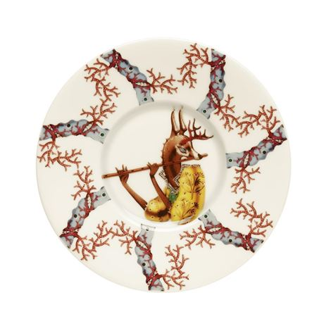 Tanssi saucer plate 15cm
