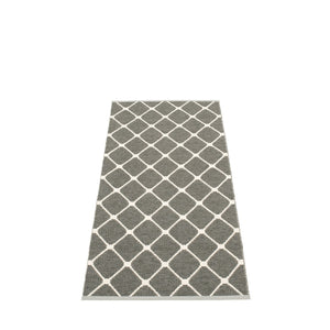 Pappelina rug 160 x 70cm Rex  Charcoal