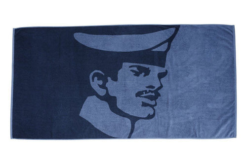 Finlayson Tom of Finland HAND TOWEL SEAMAN BLUE 50X80