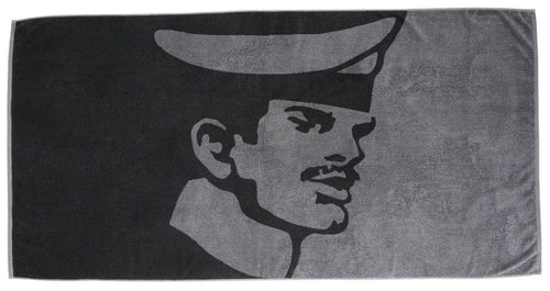 Finlayson Tom of Finland HAND TOWEL SEAMAN BLACK 50X80