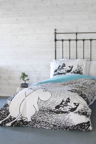 Moomin duvet cover sets