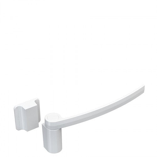 Magnetic Cloth Holder White