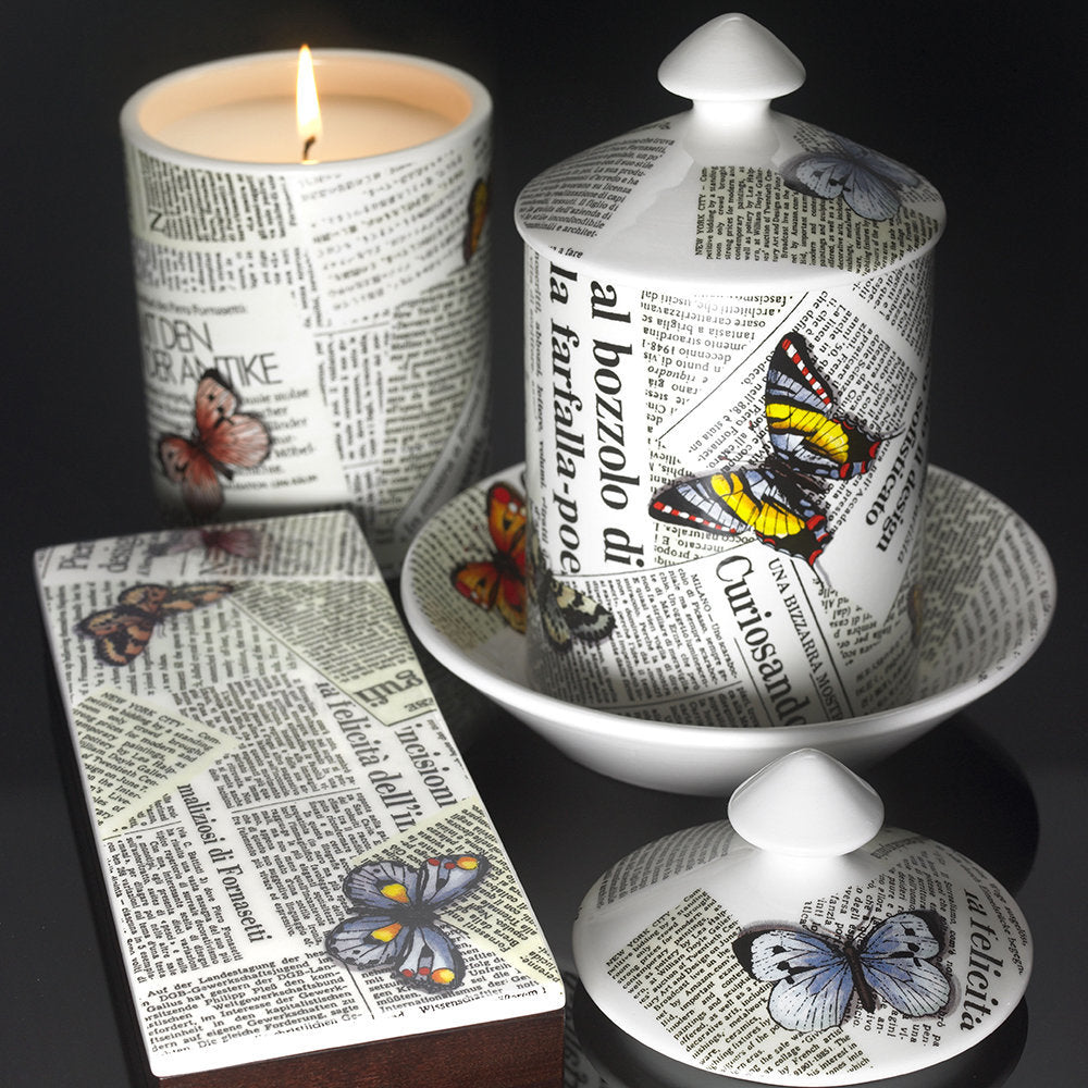 Fornasetti candle 300g Ultime Notizie - Flora *