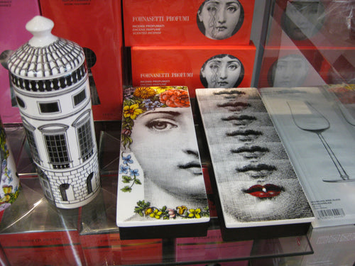 Fornasetti inscence boxes