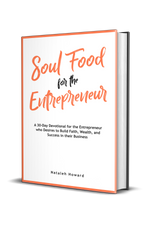 Soul Food for the Entrepreneur [Physical Book]