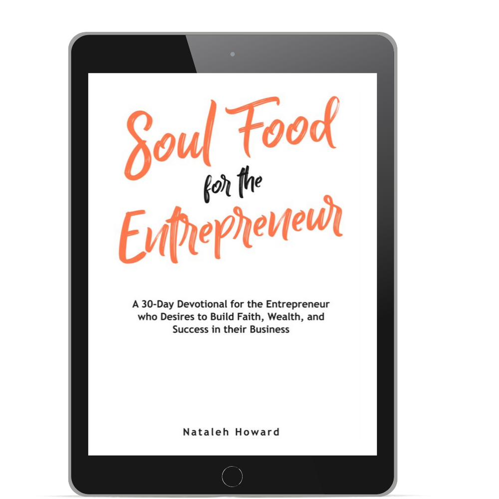 Soul Food for the Entrepreneur Devotional EBOOK