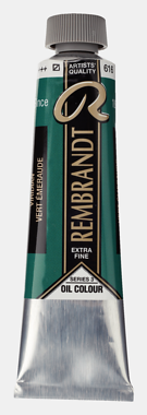 ROC VIRIDIAN 616 3 (Rembrant Oil Colour)