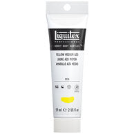 LHB 59ml tube Yellow Medium Azo (Liquitex)