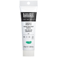 LHB 59ml tube Transparent Viridian Hue (Liquitex)